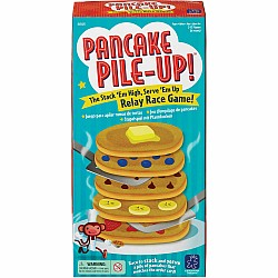 Pancake Pile-Up! Relay Game