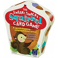 The Sneaky, Snacky Squirrel Card Game!