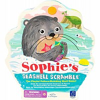 Sophie'S Seashell Scramble Game
