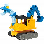 Dino Construction Company - Boom the Brachiosaurus Backhoe