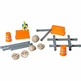 Dino Construction Company Build And Smash Construction Set