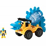 Dino Construction Company - Helix the Stegosaurus Cement Mixer Set