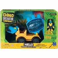 "Dino Construction ""Helix"" Stegosaurus Cement Mixer"