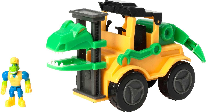 "Dino Construction Company Play Sets-""Snap"" Velociraptor ..."
