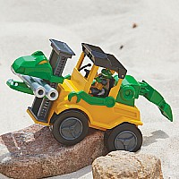 Dino Construction Company - Snap the Velociraptor Forklift Set