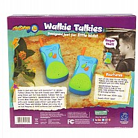 GeoSafari Jr. Walkie Talkie