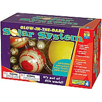 Geosafari Glow-In-The-Dark Solar System