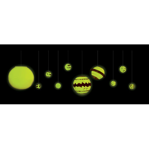 Geosafari Glow-In-The-Dark Solar System - Boon Companion Toys