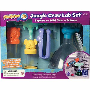 Geosafari Jr. Jungle Crew Lab Set