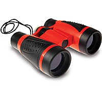 Binoculars With Compass