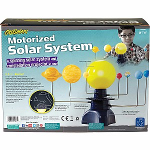 GeoSafari Motorized Solar System (this will replace EI-5237)