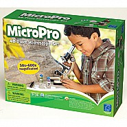 GeoSafari MicroPro 48-Piece Microscope Set