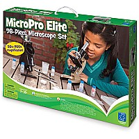 Micropro Elite 98-Piece Microscope Set