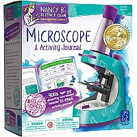 Microscope and Activity Journal