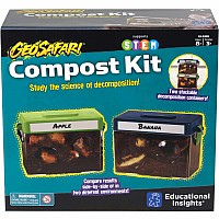 GeoSafari Compost Kit