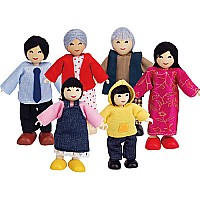 Happy Family- Asian