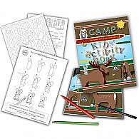 Camp Activity Book