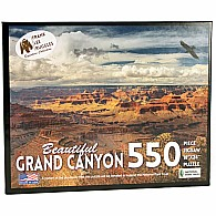 550 pc Grand Canyon Frank Ruggles Collection Puzzle