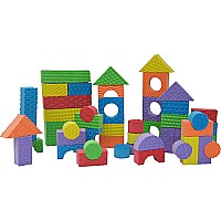 Textured Blocks - Set Of 30