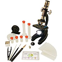 Microscope Set/ W Carrying Case