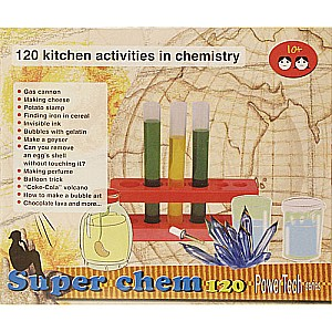 Super Chem 120 Science and Kitchen Chemistry