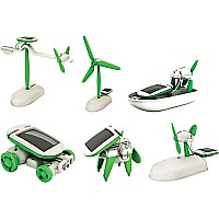 Owi 6-in-1 Solar Kit by Elenco