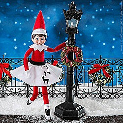 Elf on the Shelf - Rockin' Reindeer Skirt