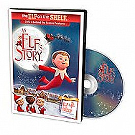 An Elf Story DVD