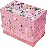 Ballet School Music Box