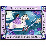 Discover Your World Story Book Mirror