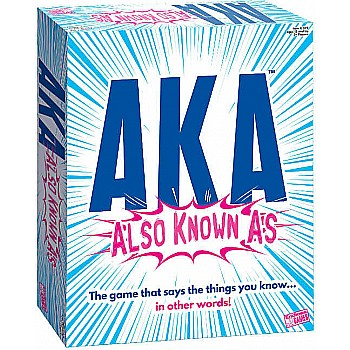 AKA - Also Known As