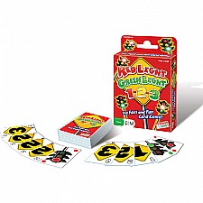 Red Light, Green Light, 1-2-3 Card Game