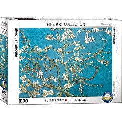 1000 Piece Almond Branches in Bloom Puzzle