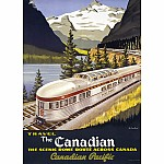 1000pc The Canadian by Roger Couillard