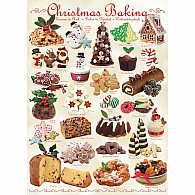 Christmas Treats 1000-Piece Puzzle