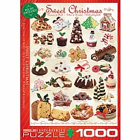 Delicious Puzzles - Sweet Christmas