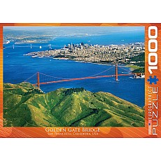 Golden Gate Bridge, California 1000pc