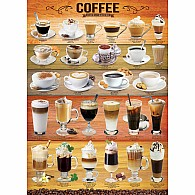Coffee 1000-Piece Puzzle
