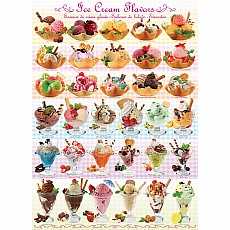 Delicious Puzzles - Ice Cream Flavors