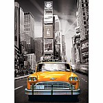 1000pc New York City - Yellow Cab