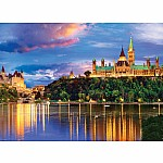 1000pc Ottawa - Parliament Hill