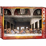 The Last Supper by Leonardo Da Vinci - Eurographics