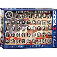 General Interest Puzzles - Presidents of the United States