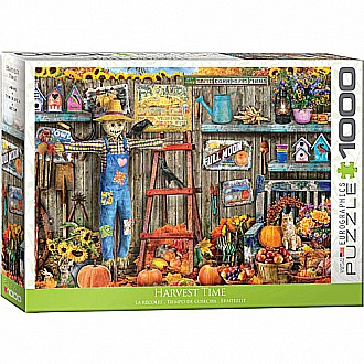 Gardening Puzzles - Harvest Time
