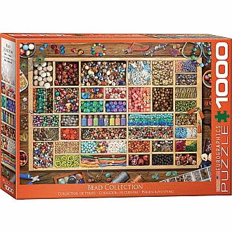 Collectors Delight Puzzles - Bead Collection