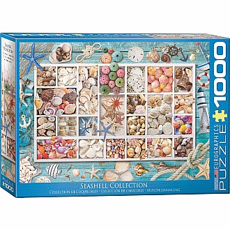 Collectors Delight Puzzles - Seashell Collection