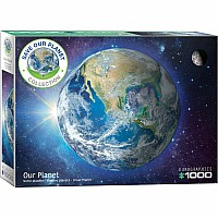 SAVE OUR PLANET 1000 pc COLLECTION - Our Planet