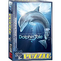 Dolphin Tale 100-Piece Puzzle
