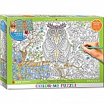 500pc Vibrant Wisdom Colouring Puzzle