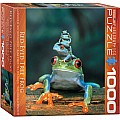 Frogs 1000-Piece Puzzle (small box)